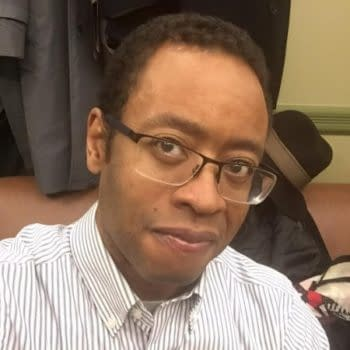Jamal Igle – Making People Think Differently, At Phoenix Comicon