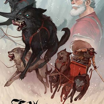The Yuletime War Is Upon Us Advance Review Klaus #6
