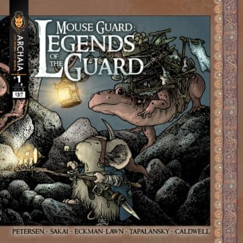 A David Petersen Fall: Wind in the Willows & A Mouse Guard Collection