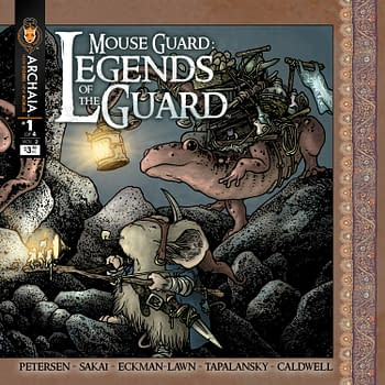 A David Petersen Fall: Wind in the Willows &amp A Mouse Guard Collection