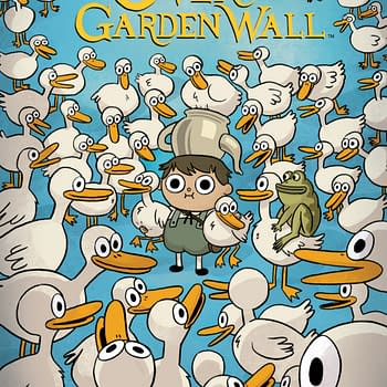 Over The Garden Wall Gets Deeper and Deeper With Issue #3
