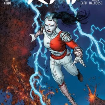 Not Just A Female Rai – More Valiant Characters Debut In Rai #14