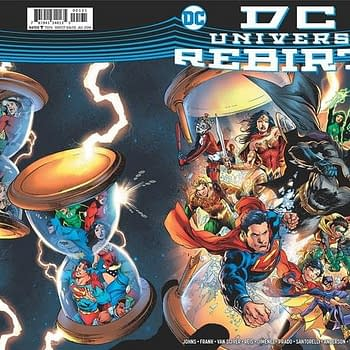 DC Universe Rebirth #1 Outsold Civil War II #0 Marvel Still Dominates Marketshare In May 2016 But Sales Are Shrinking