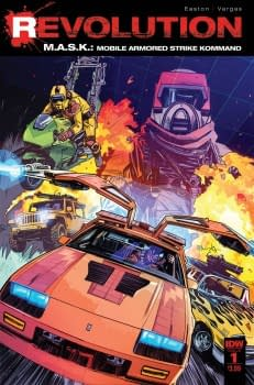 The Hasbroverse Is IDW's Revolution – Rom, Micronauts And M.A.S.K To Start, GI Joe, Action Man And Transformers To Follow