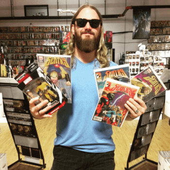 Does Justin Kucsulain Want To Be Cast As Sentry In A Marvel Movie?