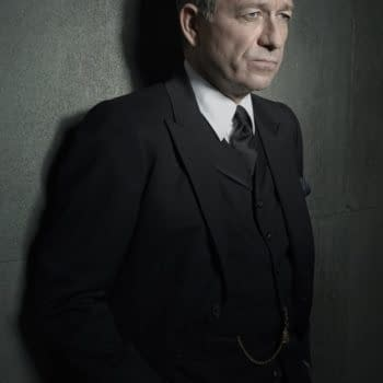 The Man Behind The Bat – Talking With Sean Pertwee About Gotham
