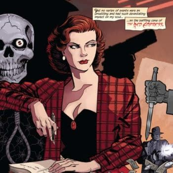 Writer's Commentary – Matt Wagner On The Shadow: Death of Margo Lane