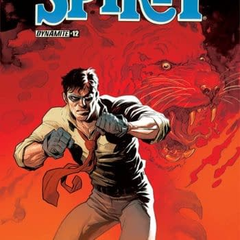 Exclusive Extended Previews Of Spirit #12 And White Sand #1