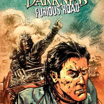 """""""Guys In Pajamas Kicking the Snot Out Of Everybody."""" – Nancy Collins Talks Army of Darkness: Furious Road"""