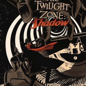 Writer's Commentary – David Avallone On The Twilight Zone: The Shadow #3