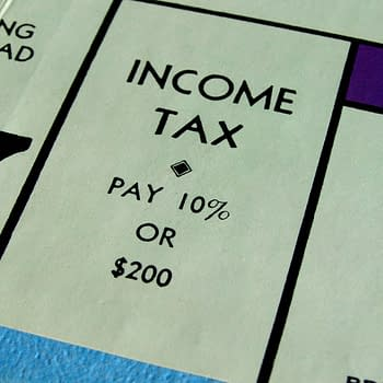 Comic Cons And Tax Codes &#8211 Updated