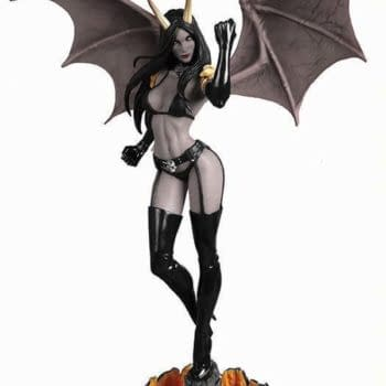 Dynamite Tuesday: Women Of Dynamite Statues Get Rare Variants