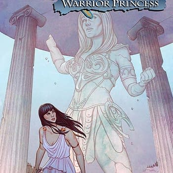 Writers Commentary &#8211 Genevieve Valentine On Xena: Warrior Princess #3