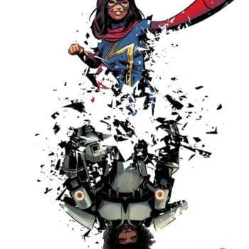 Ms Marvel Vs The New War Machine In Marvel NOW Teaser