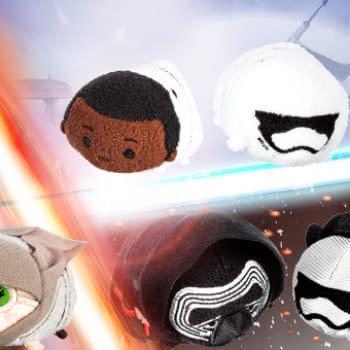 The Force Awakens On Tsum Tsum Tuesday