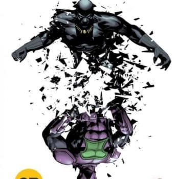 As Black Panther Gets Another Third Print, He Is Divided By The Prowler