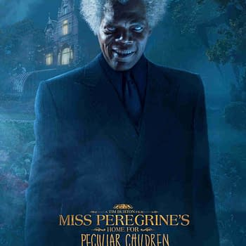 Character Posters For Miss Peregrines Home For Peculiar Children