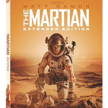 The Martian &#8211 Checking Out The Extended Edition