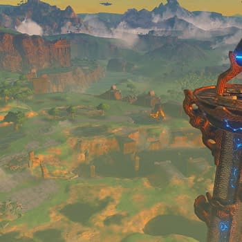 The Legend Of Zelda: Breath Of The Wild Will Debut New Footage At The Game Awards Tonight