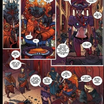 Image Comics Previews For Glitterbomb, Hadrian's Wall, Eclipse And Kill Six Billion Demons