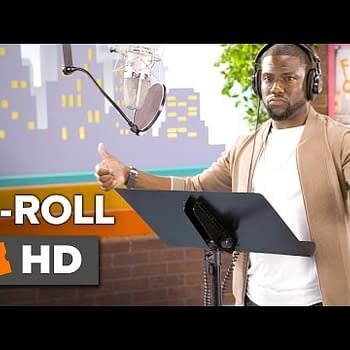 Kevin Hart Eric Stonetreet And More In B-Roll For The Secret Life Of Pets