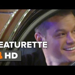 Jason Bourne Takes Over The Vegas Strip