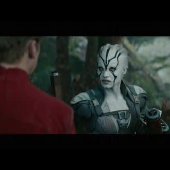 Star Trek Beyond Featurette Focuses On Jaylah