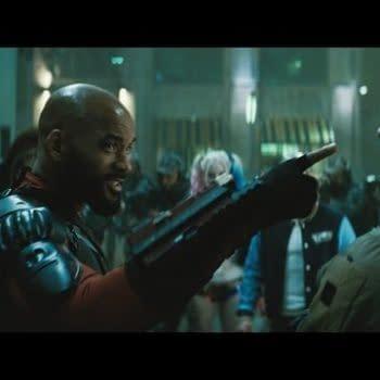 Don't Threaten Deadshot… New Trailer Focuses On Will Smith's Character