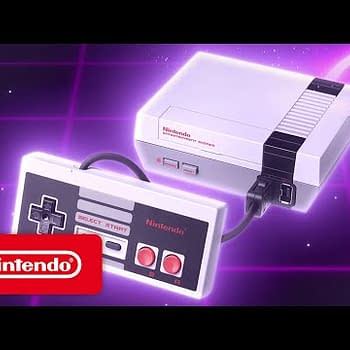 Nintendo Mine The Nostalgia Well With NES Classic Edition Trailer