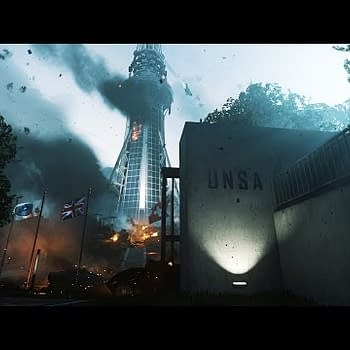 Call Of Duty: Infinite Warfare Gameplay Features The Killer Transition From Earth To Space