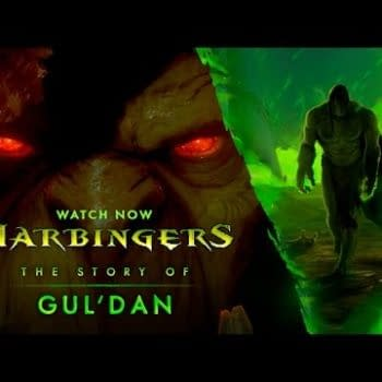 Get To Know The Origins Of Gul'Dan In This Gorgeous World Of Warcraft: Legion Video