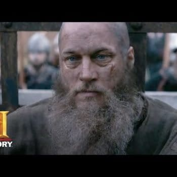 Vikings Season 4 Trailer Debuts At Comic-Con