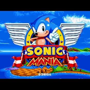 Sonic Is Going Back To A 2D Plane With Sonic Mania
