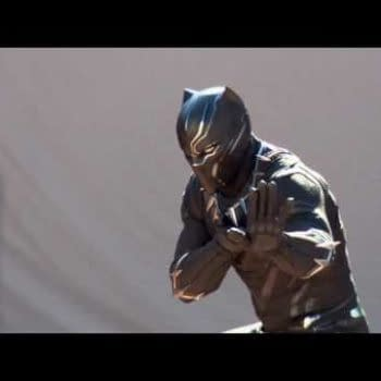 The Black Panther Featurette Chadwick Boseman Showed At SDCC