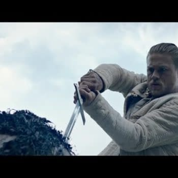 Guy Ritchie's King Arthur: Legend Of The Sword Trailer Is Incredibly Guy Ritchie