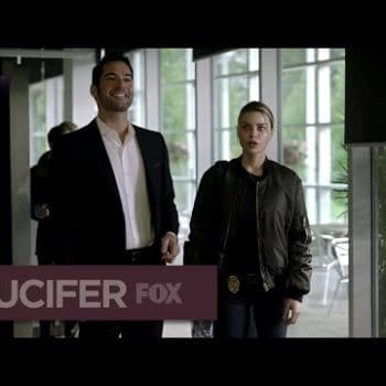 Lucifer Has Mommy Issues In Season Two Trailer