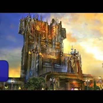 Guardians Of The Galaxy Is Getting A Disney Land Ride In 2017