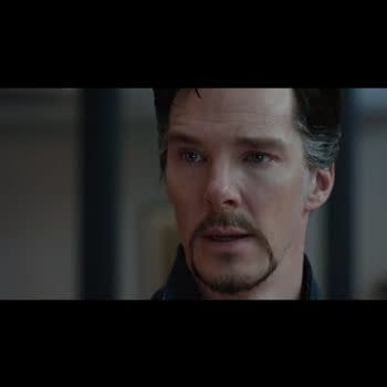 For Fans, Faith in Marvel's Movie Brand Overcomes Doubt About The Doctor Strange Trailer