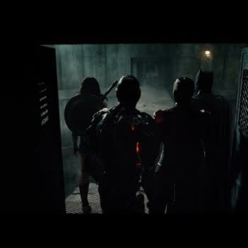 The Justice League Trailer Energizes DC Fans At San Diego Comic-Con