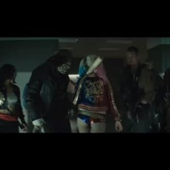 Harley Quinn's Hot Pants Digitally Lengthened For Suicide Squad Trailers? (VIDEO UPDATE)