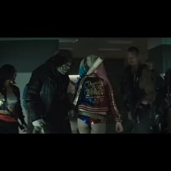 Harley Quinns Hot Pants Digitally Lengthened For Suicide Squad Trailers (VIDEO UPDATE)