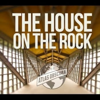 Getting Read For American Gods – The House On The Rock