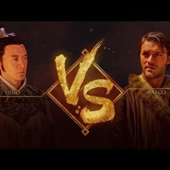 Mongol Strike – Netflix Uses Video Game Format To Promote Marco Polo