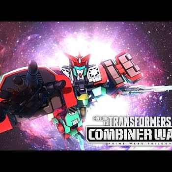 Victorion Takes Center State In Prelude To Transformers: Combiner Wars