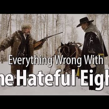 Everything Wrong With The Hateful Eight