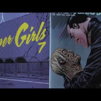 The Super Awesome Comics Review Show: Paper Girls, Bounty, The Walking Dead, Kim & Kim, Deadly Class And More!