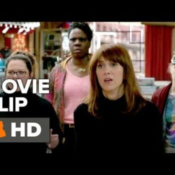 The Ghostbusters Roll Out And Kick Butt In 2 Clips