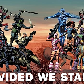 A Few Fun Thoughts About Marvel Now: Divided We Stand, Today