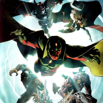 Scoop: Mark Waid And Mike Del Mundo Relaunch A Darker Avengers For Marvel NOW! (ART UPDATE)