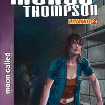 Free On Bleeding Cool – Mercy Thompson: Moon Call #2 By Briggs, Lawrence And Woo